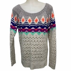 American Eagle Outfitters wool blend Sweater -Sz M